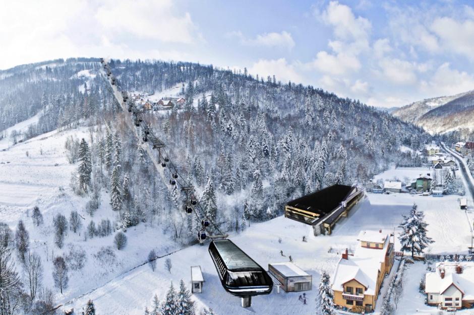 Gigantyczna inwestycja Słowaków w Szczyrku