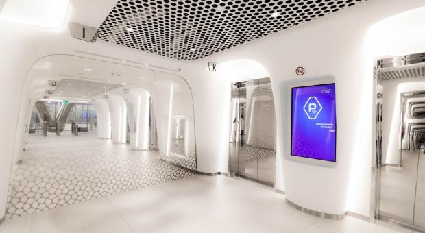 Jeszcze więcej technologii w Warsaw Spire