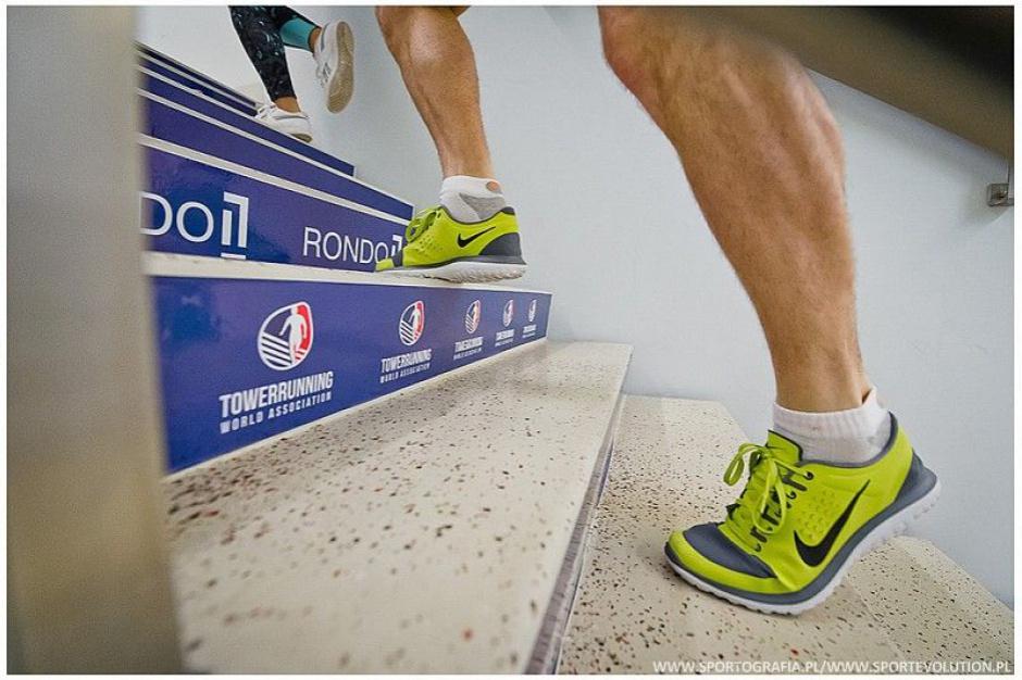 Sportowe emocje na szczycie Rondo 1 coraz bliżej