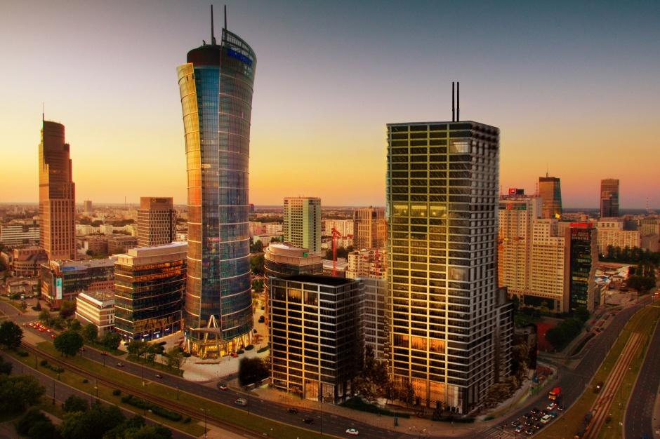 Czas na zmiany! CCW nową stolicą biurowej Warszawy