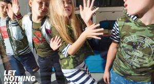 Modowe imperium dla dzieci w Klifie
