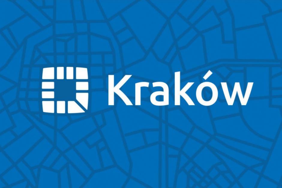 Miasto Kraków zmieniło logo
