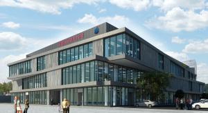 Womak buduje centrum handlowe we Wrocławiu