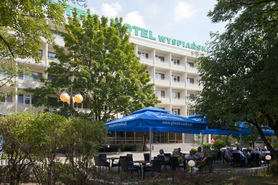 Krakowski Hotel Wyspiański przekształcony w izolatorium. Ma już pierwszego pacjenta