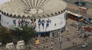 Warszawska Rotunda nie trafi do rejestru zabytków
