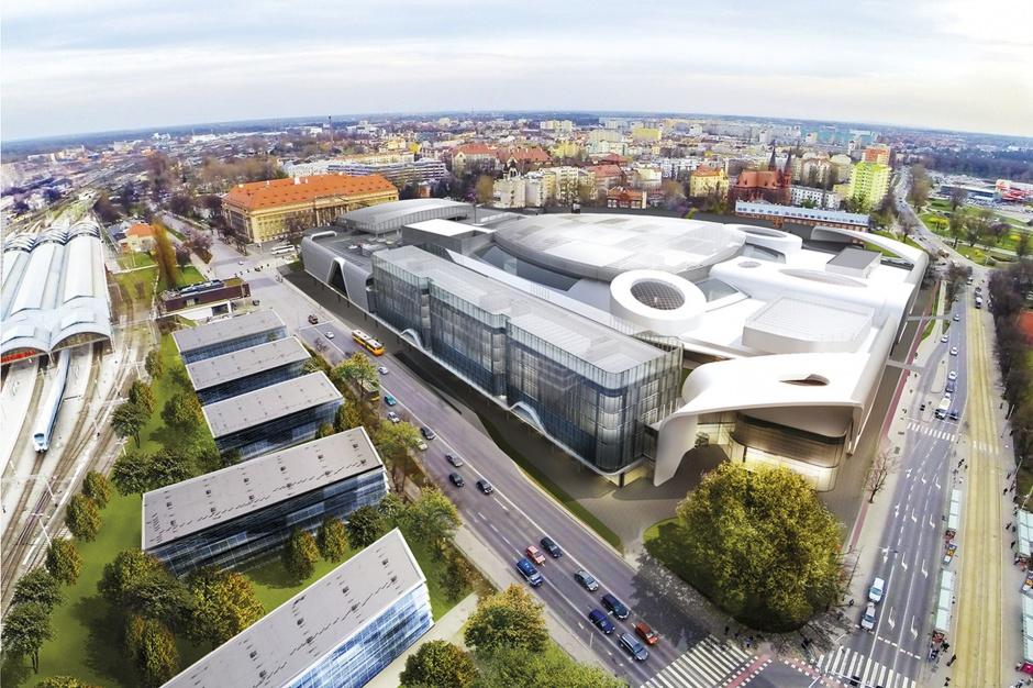 Jest już pierwszy biurowy najemca Wroclavii