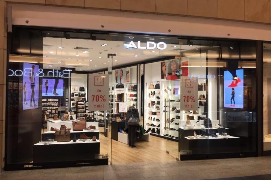 Aldo zmienia wizerunek sklepów