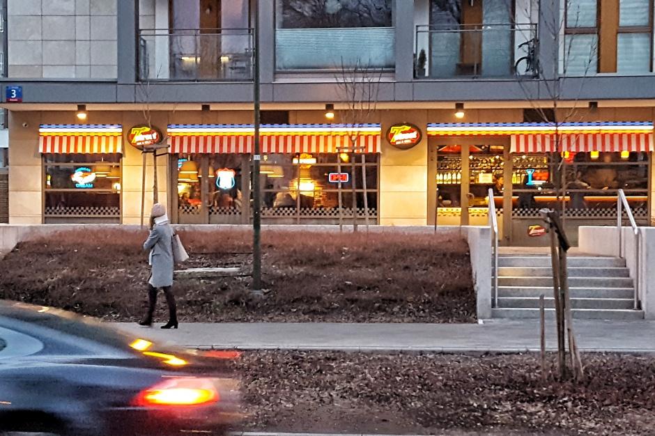 7 Street – Bar & Grill ma kolejny lokal w stolicy