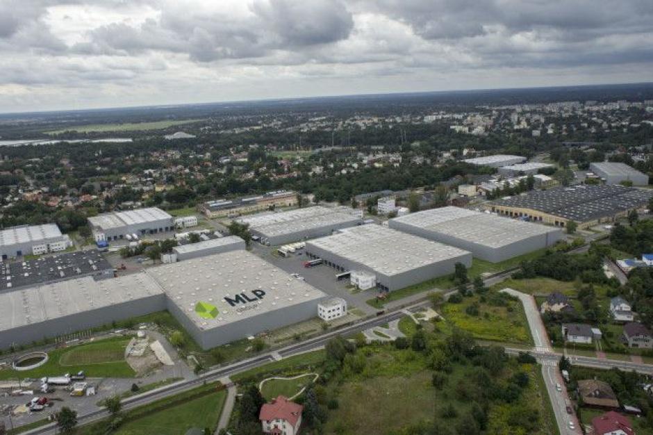 Firma logistyczna bierze dodatkowy obiekt w MLP Pruszków