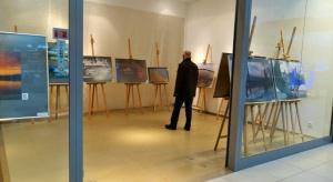 Galeria Wisła robi ukłon w stronę sztuki
