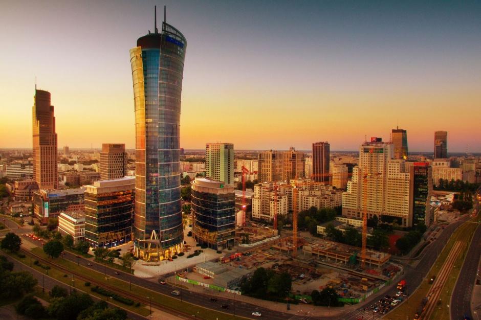 Warszawa w szóstce najchętniej wybieranych lokalizacji inwestycyjnych