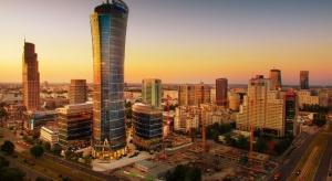 Warszawa na czele - to tu powstała ponad połowa nowych biur w tym roku