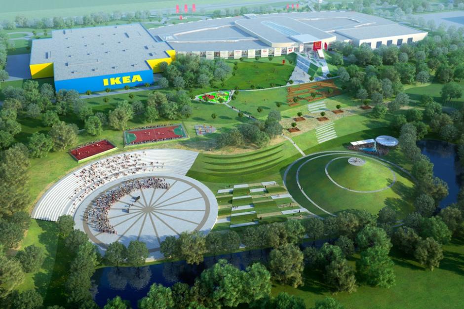 Zabrze na start! Ikea Centres rusza z unikalnym projektem