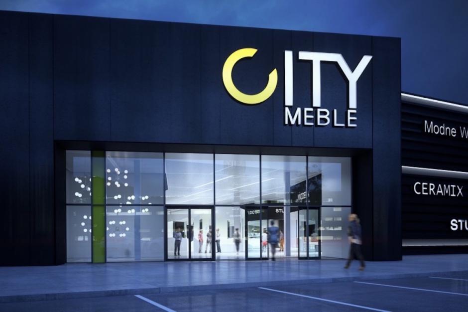 Galeria Wnętrz City Meble na starcie