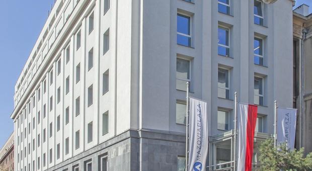 Biurowiec na warszawskiej Pradze znalazł lokatora