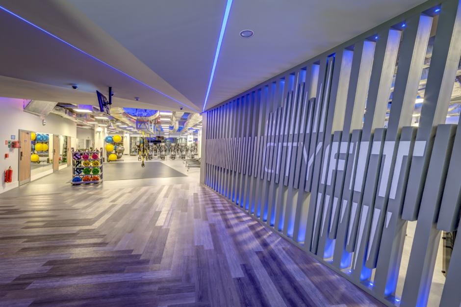 CityFit w chorzowskim centrum handlowym