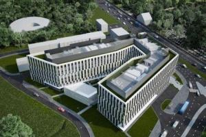 Biurowy park wkrótce na inwestycyjnej mapie Krakowa. Jest już wykonawca