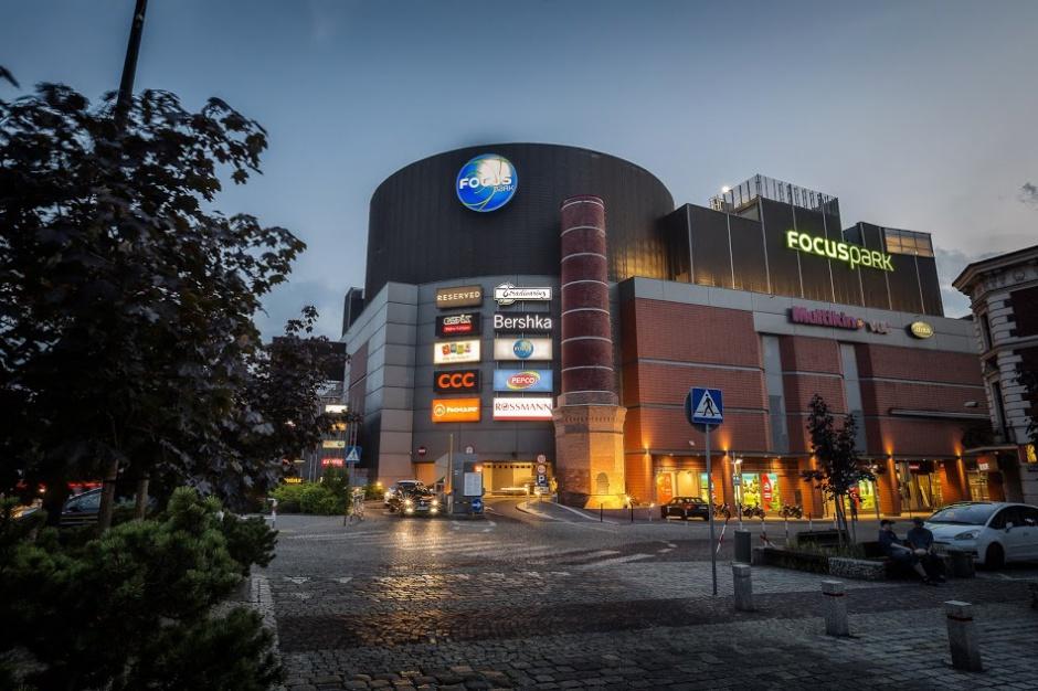 Focus Park w Rybniku na fali zmian