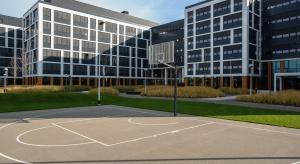 Wrocławski Business Garden w platynowym blasku