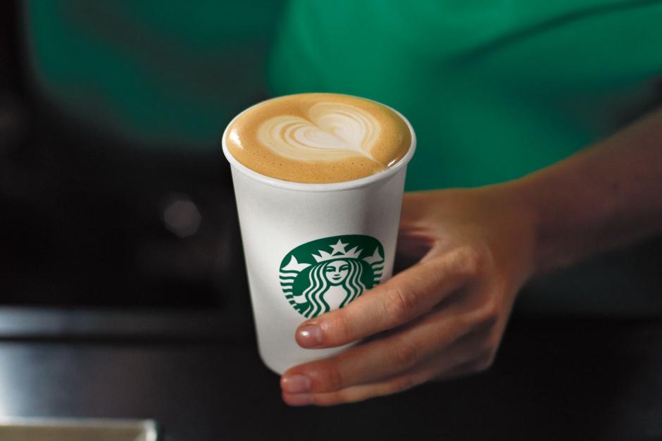 Starbucks postawił na strategiczny rynek