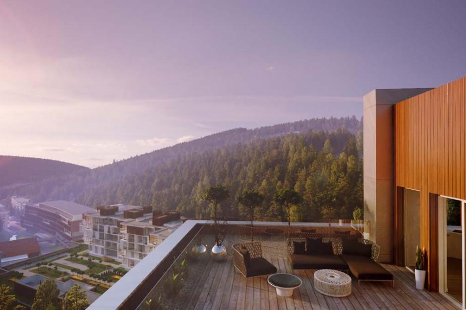 Polskie Davos odzyskuje blask. Kozubnik Spa Resort kusi inwestorów