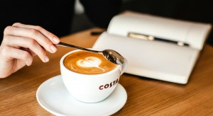 Kolejne miasto na mapie Costa Coffee