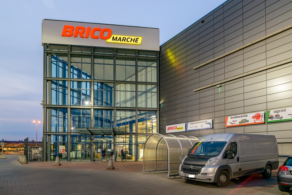 W Mielcu powstaje supermarket Bricomarche