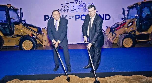 Aquapark na miarę Europy. Ruszyła budowa Park of Poland w Mszczonowie