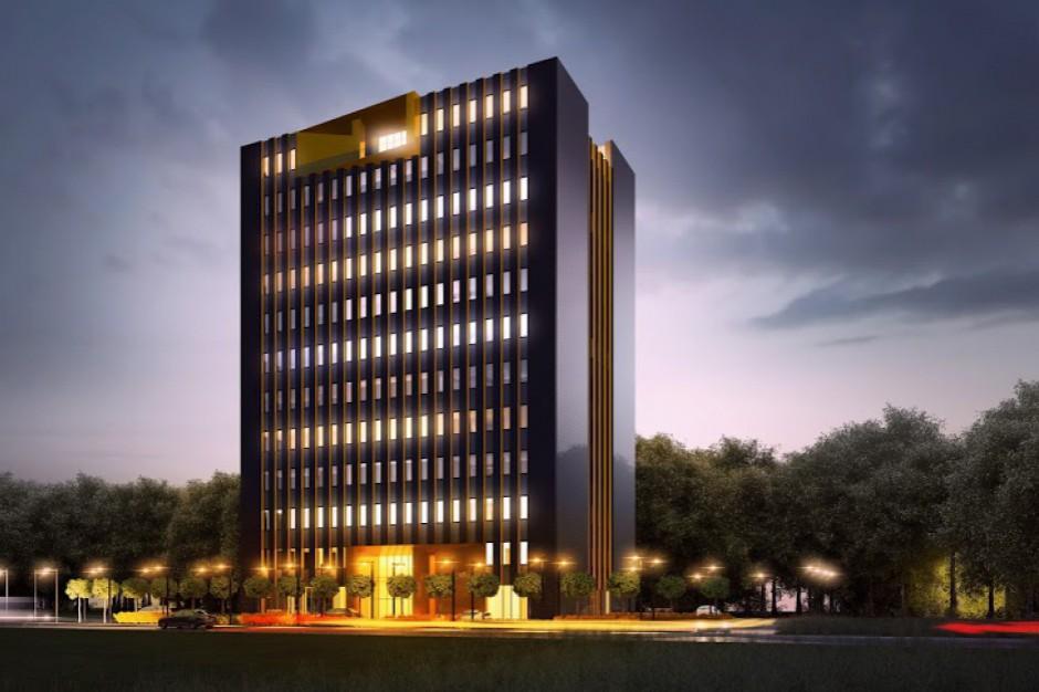 Nowy biurowiec zabłyśnie we Wrocławiu