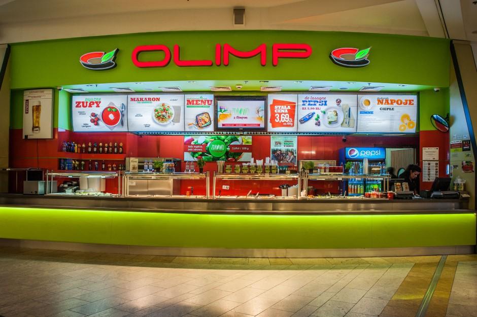 Kolejna restauracja Olimp zadebiutowała