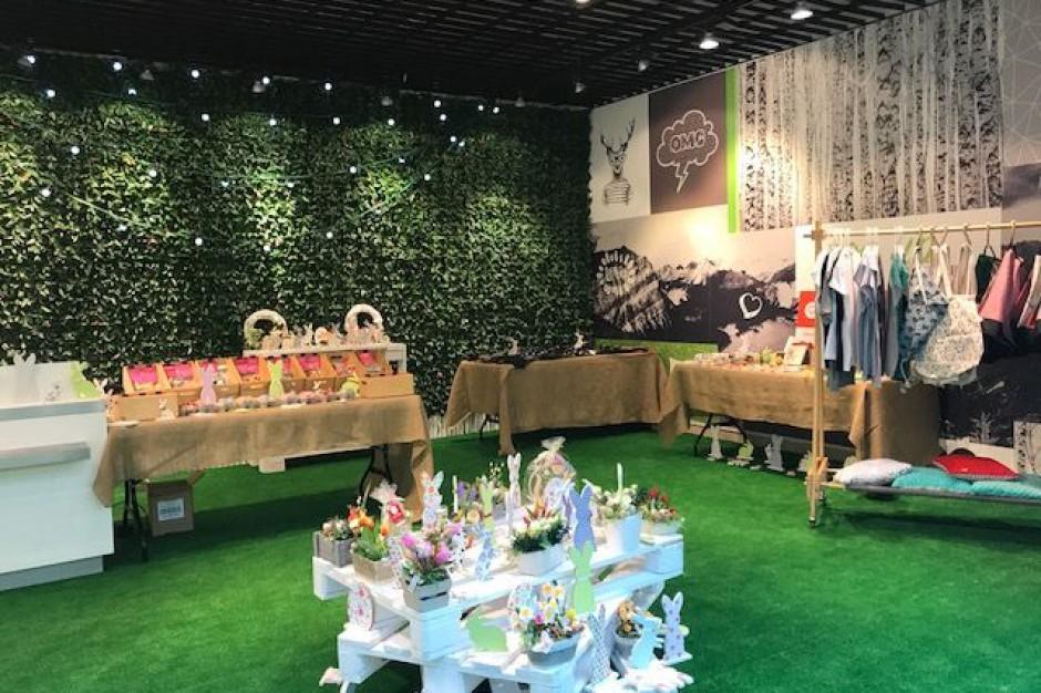 Atrium Plejada otwiera pierwszy pop-up store