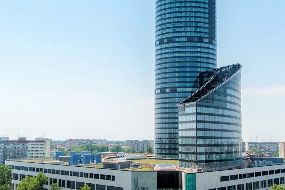 Sky Tower z nowymi umowami najmu
