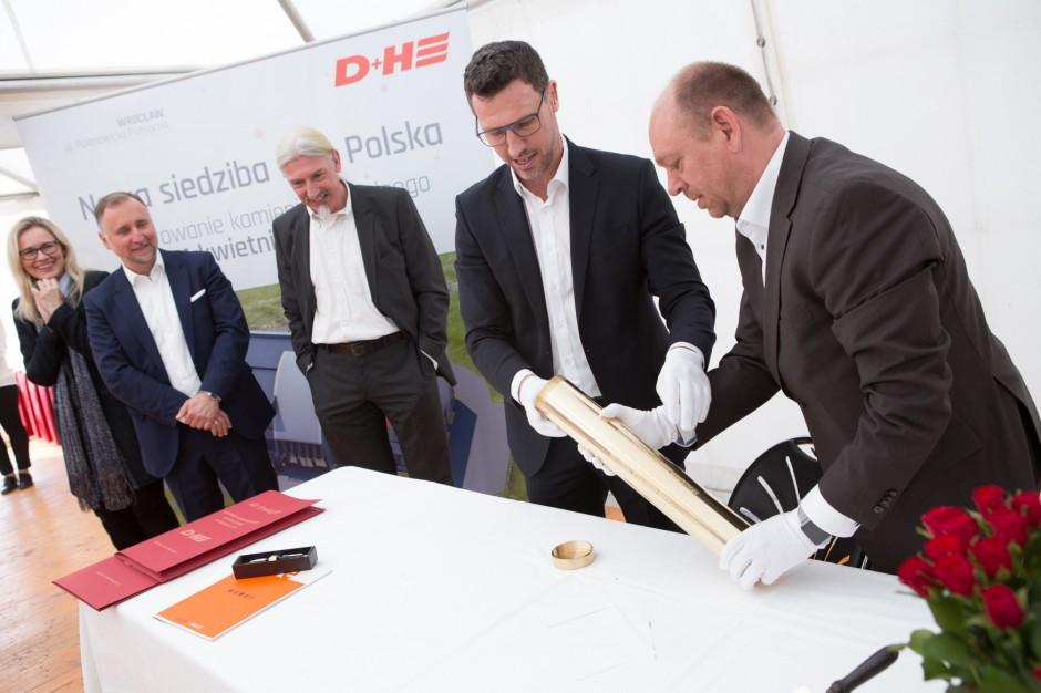D+H Polska szykuje nową siedzibę
