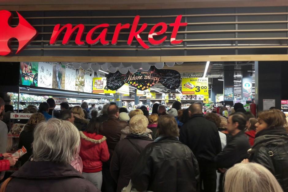 Usługa click&collect we wszystkich sklepach sieci Carrefour