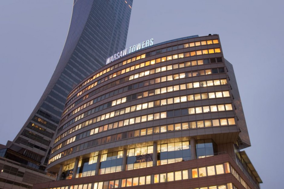 Amerykanie wybrali Warsaw Towers