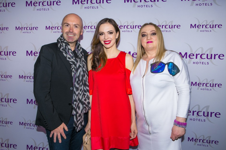 Noc mody w hotelu Mercure