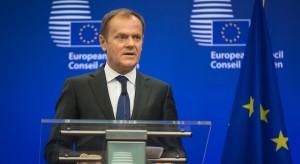 Tusk o Brexicie: jeśli obie strony zaczną się kłócić, negocjacje staną się niemożliwe