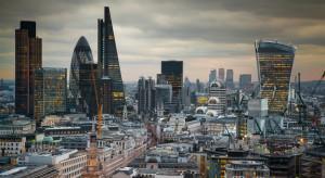 Ceny ziemi w Londynie idą mocno w dół