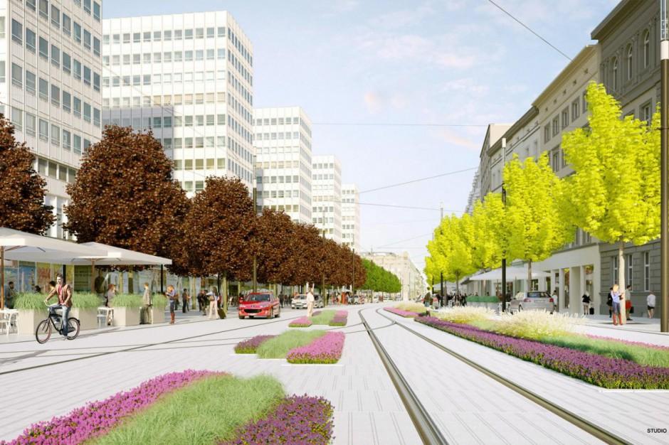 Nowe centrum Poznania