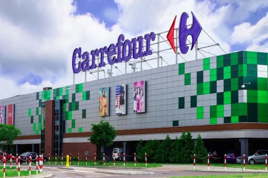 Mobilne restauracje w centrach Carrefour