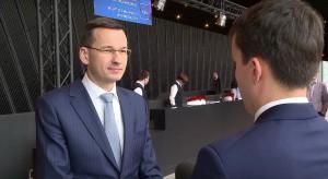 """Mateusz Morawiecki: Górny Śląsk jest """"technologicznym sercem Polski"""