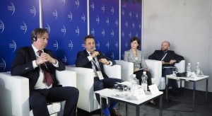 EEC: Jaka część londyńskiego City przeniesie się do Polski? Zobacz zdjęcia z dyskusji o biurach