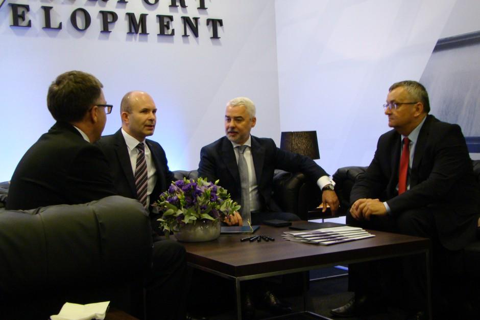 Polski Holding Nieruchomości i Chopin Airport Development deklarują współpracę. W planach wspólne inwestycje