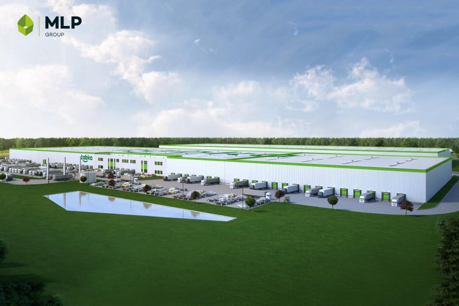 MLP wybuduje centrum logistyczne dla Żabki