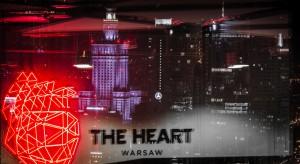 The Heart Warsaw - tętniąca przestrzeń w Warsaw Spire