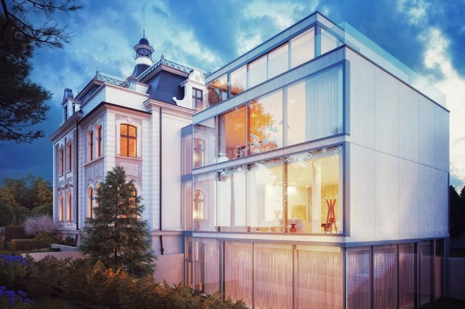Latający pałac, czyli nowy hotel w Sopocie