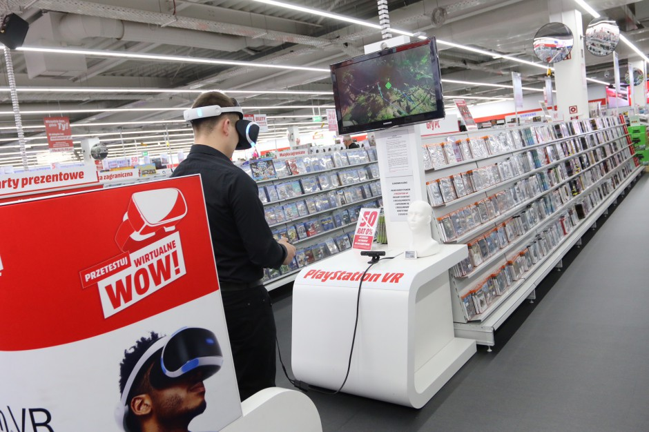 MediaMarkt za Saturna w kolejnym centrum