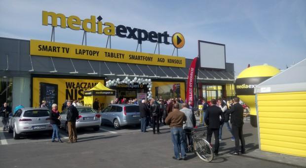 Park handlowy w Sulechowie przywitał najemców