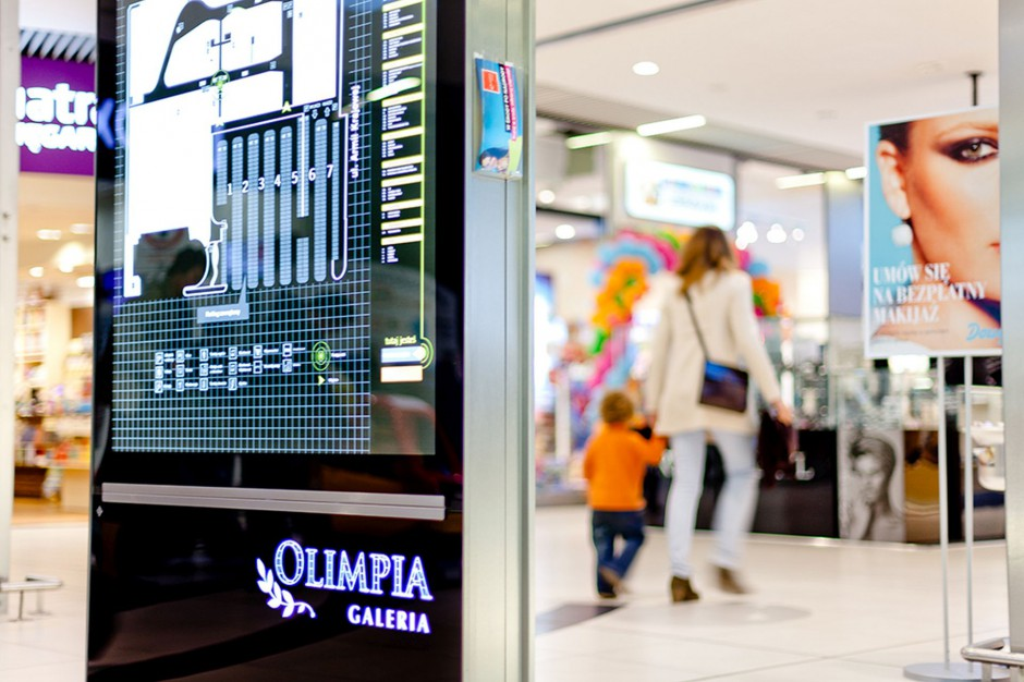 Galerię Olimpia w Bełchatowie czeka rozbudowa. Koncepcja w przygotowaniu