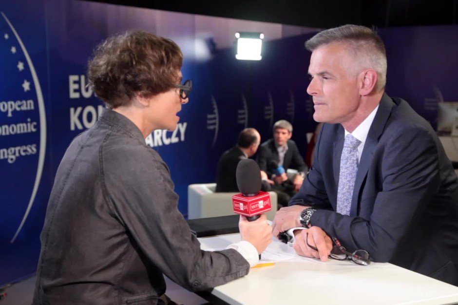 Elias van Herwaarden, Deloitte: Biznes przyjdzie do Polski